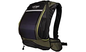 Lumos ThrillSeeker Solar Backpack for cyclists