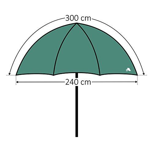 Zoom IMG-1 campfeuer ombrellone da pesca 300