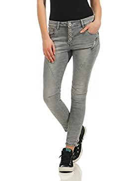 Lexxury pantalones vaqueros chinos mezclilla pantalones vaqueros holgados pantalones de novio con tapeta botón...