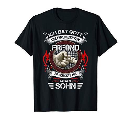 ich bat gott um einen besten freund er schickte mir meinen.. T-Shirt