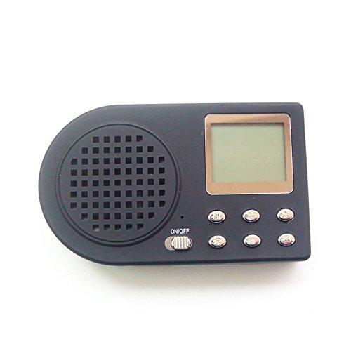 kld-360pájaro llamada 10W de potencia Sonido pájaro pájaro señuelos Call pájaro sonido Mp3