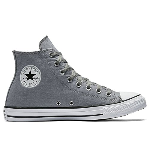 Converse Womens Chuck Taylor All Star Hi Canvas Trainers Mason White
