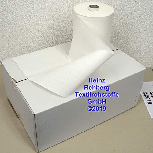 Rehberg´s Handtuchrollen 2 VE = 12 Papierrollen geeignet für LOTUS enMotion professional und Spender TORK Wave H13 Rollenbreite 23,5 cm + Adapter = 25 cm 140 m 2lagig Ø-19 cm KernØ 50/44 mm -