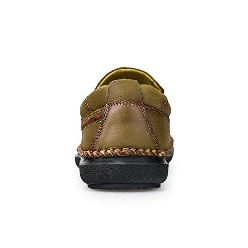 Miyoopark ,  Herren Sneaker Low-Tops Khaki