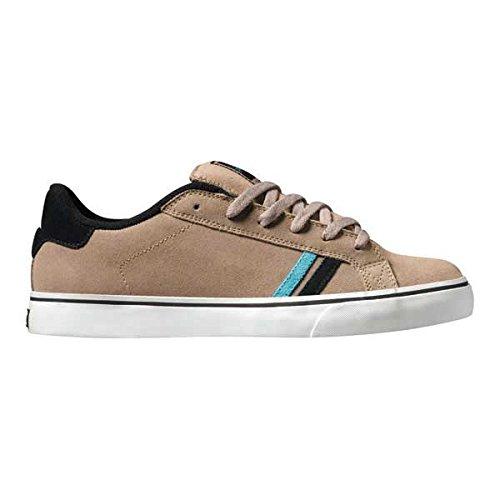 Emerica - LEO, Sneaker Unisex - Adulto grigio (Warm Grey/Black)