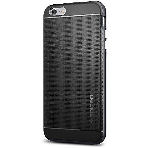 Spigen SGP11664 - Funda para iPhone 6 Plus / 6S Plus, Negro
