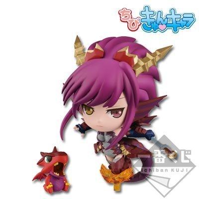zzle & Dragons (Pazudora) ~ 3. Jahrestag ~ G-Preis red dragon ? ? -Sonia Chibikyun Zeichen getrennt (Lotto-zeichen)