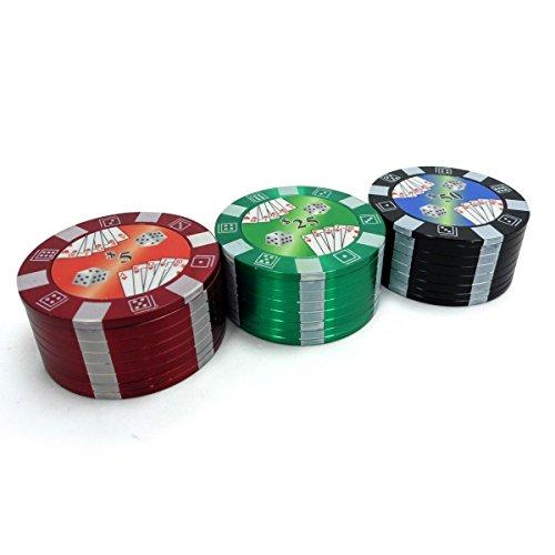 Grinder Poker 50mm - 3 Parts