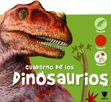 Cuaderno de los Dinosaurios (Libros juego) por Aa.Vv.