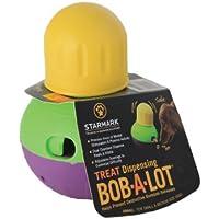 StarMark Bob-a-Lot - Juguete interactivo para perro