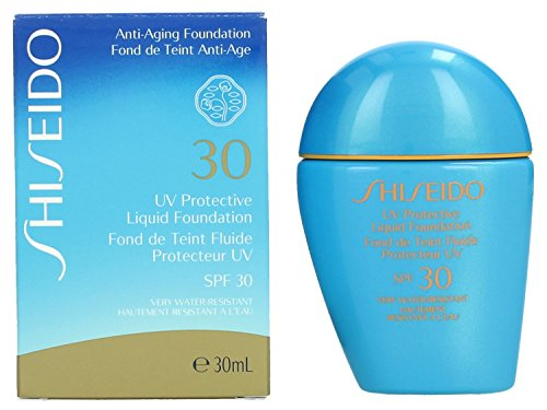 Shiseido Sun Protection UV Protective Liquid Foundation SPF30 n. SP40 Medium Ivory