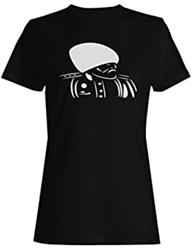 Nuevo Cossacks Hombre Arte camiseta de las mujeres l521f