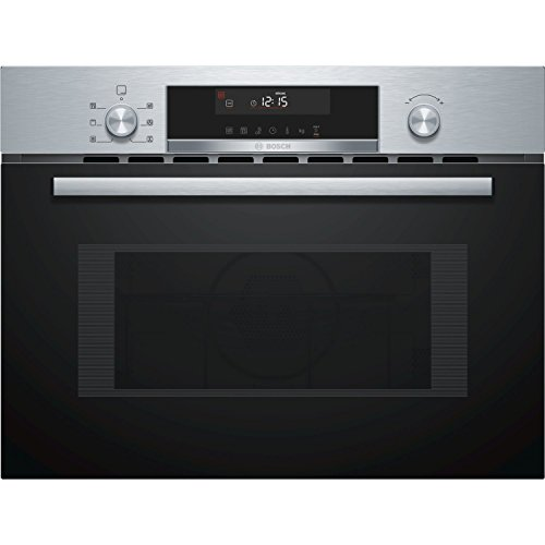 Bosch CMA585MS0B Serie 6 Built-in Combination Microwave Oven - Stainless Steel Best Price and Cheapest