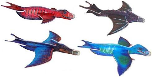 Superbe Superbe Superbe Rhapsody du Nouvel An, salutations du Nouvel An2 X Volant Dinosaures Planeur B00R3ZLZDQ 7e981e