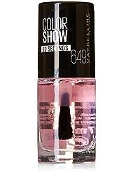 Gemey Maybelline Colorshow - Top Coat -649 Clear Shine - Transparent