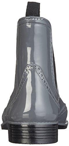 Mustang 3121-501, Bottes de Pluie Femme Gris (2 grau)
