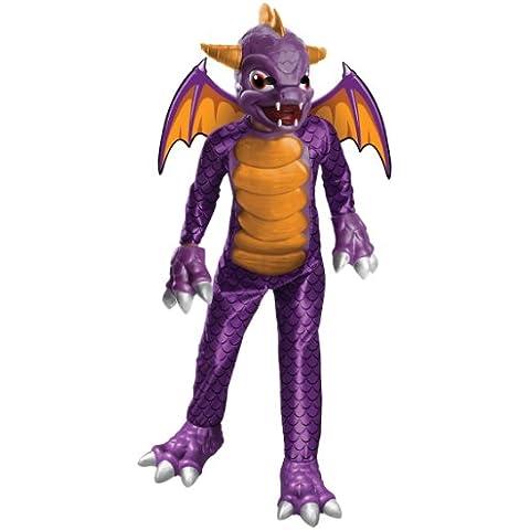 Rubbies - Disfraz de dragón para niño, talla M (8 - 10 años) (880039L)