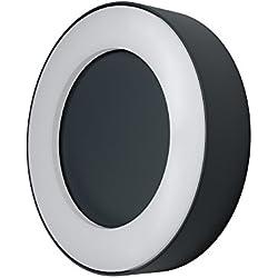 Osram LED Wand- und Deckenleuchte, Leuchte für Außenanwendungen, Warmweiß, 202,0 mm x 45,0 mm, Endura Style Ring