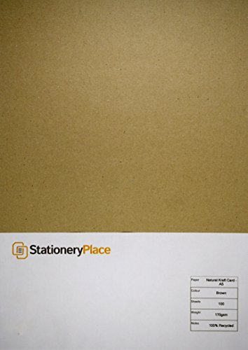 stationery-place-thin-brown-natural-kraft-card-a5-170-gsm-100-sheet-pack
