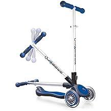 Globber My Free Fold Up S, 3-Wheels bi-Inject Patinete Elite,