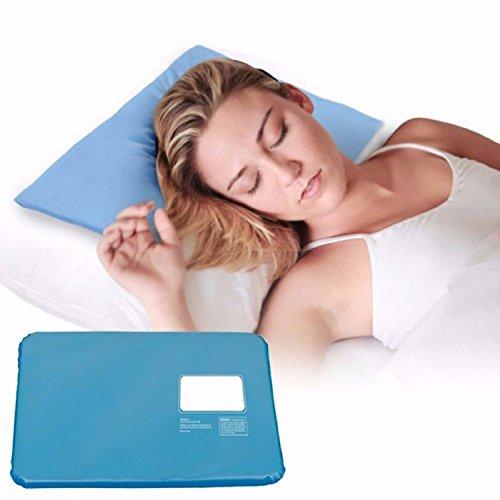 4thenewyou Thermo Kopfkissen–Kühlung eine Cool Gel Matte/Pad hilft mit Night schwitzt ideal für Menopause Kühlung Relief (Kalte Medizin Für Hunde)