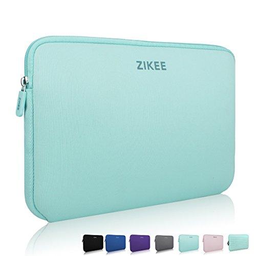 zikee-funda-protectora-para-portatiles-de-116-verde-estuche-protector-de-neoprene-compatible-con-ace