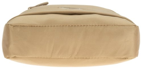 Betty Barclay Zip Bag K-551 MY, Damen Umhängetasche, 22.5x5.5x23.5 Beige