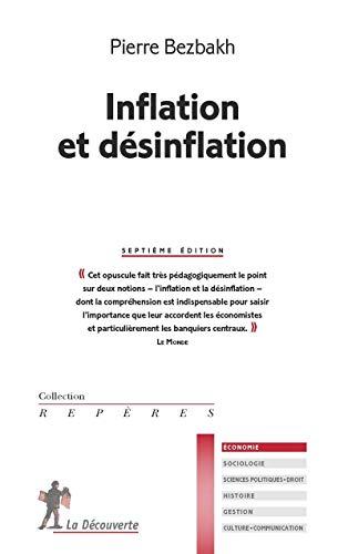 Inflation et désinflation par  Pierre BEZBAKH