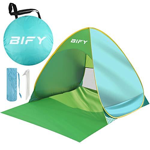 Spielzeug für draußen Outdoor active Pop-up Strandmuschel mit UV 50+
