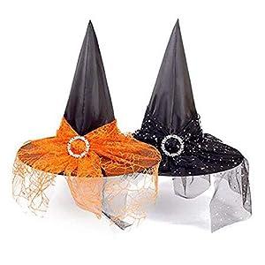 2 piezas de sombrero de