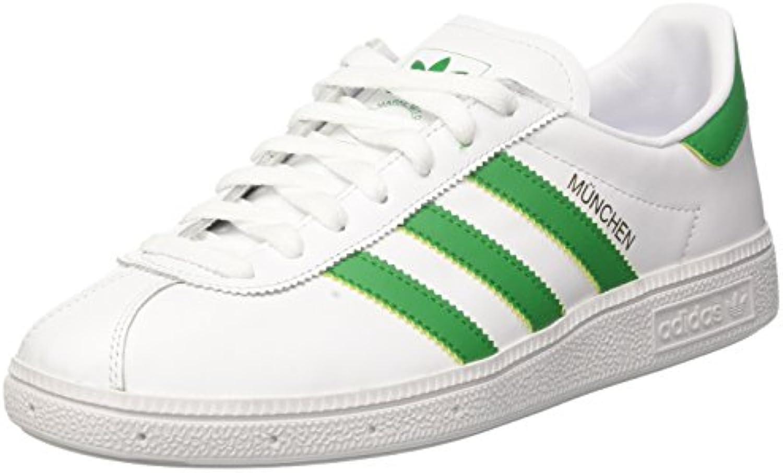 Adidas Munchen, scarpe da ginnastica a Collo Collo Collo Basso Uomo | prezzo al minuto  f2efd9