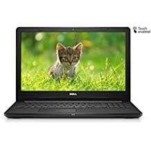 Dell Inspiron 15-inch Touchscreen Laptop Computer With SSD (2018 Newest Edition), AMD A6-9200 Up To 2.8GHz, 8GB DDR4, 256GB SSD, 802.11ac, Bluetooth 4.1, HDMI