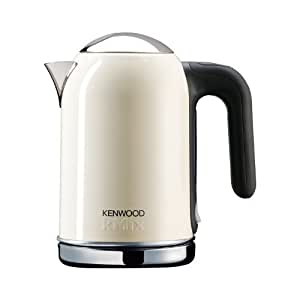 kenwood kmix sjm042 jug wasserkocher 1 6 liter mandel creme k che haushalt. Black Bedroom Furniture Sets. Home Design Ideas