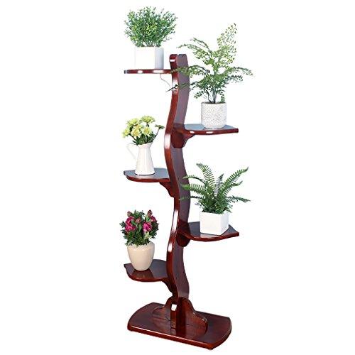 Blumentreppen Blumenrahmen Balkon Bonsai Rahmen 5 Schicht Pergola Baum geformt europäischen Stil