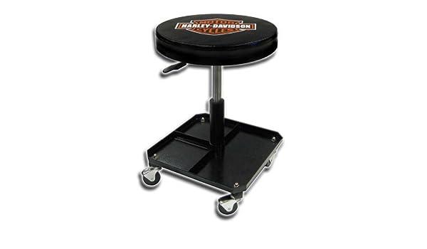 Plasticolor harley davidson stool b s shop pneumatico amazon