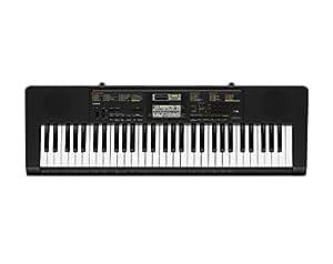 Casio CTK-2400k2 61 Keys Standard Keyboard(Black)