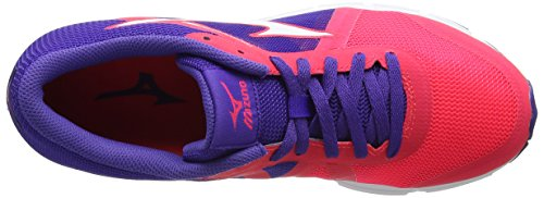 Mizuno Synchro Sl 2 (W), Chaussures de Running Entrainement Femme Rose (Diva Pink/white/liberty)