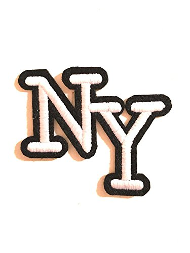 York Eisen Patch-new Auf (New York, NYC, NY, Nähen Patch, Cool New York City Patch, Jean Patch, hat Patch, Jacke Patch, Rucksack Patches)