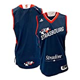 SIG Strasbourg BCL 2018-2019 Maillot de Basketball Mixte Enfant, Bleu, FR : XXS...
