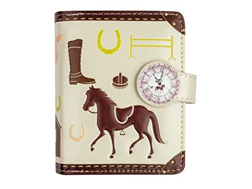 BB.KLOSTERMANN 3-862 - Shagwear Geldbörse NEW STYLE Pferde