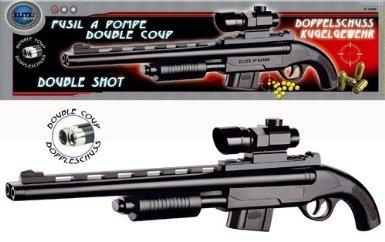 Nerd ClearÂÂ Sniper Pumpgun Doppelschuss 52266