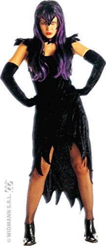 7/L–Kostüm VAMPIRELLA Velours Größe L (Vampirella Halloween-kostüm)
