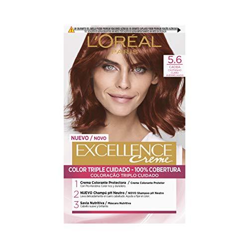 L'Oréal Expert Professionnel Excellence Crème Tinte #5,6 Caoba Teinte
