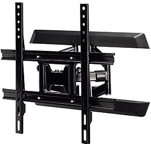 Flashstar TV Wandhalterung (Vollbeweglich, 81 - 119 cm (32 - 47 Zoll), MAX! 30 kg) schwarz