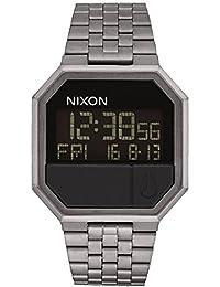 Nixon Unisex-Armbanduhr Digital Quarz Edelstahl A158632