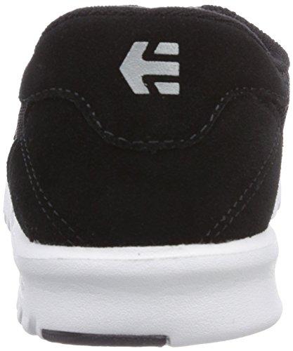 Etnies Lo-Cut Sc, Skateboard Homme Noir (Black/White 976)