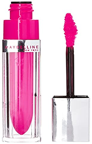 Gemey-Maybelline - Color Elixir by Color Sensational - Laque à lèvres Rose - 120 fuchsia flouris
