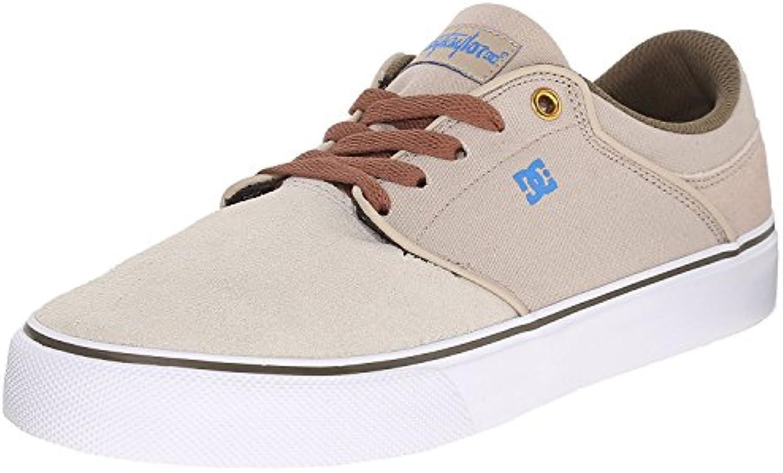 DC Men'S Mikey Taylor Vulc Mikey Taylor Signature Skate Shoe, Camel, 43 D(M) EU/9 D(M) UK