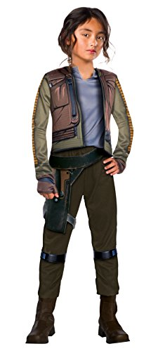 Rogue One: A Star Wars Story Jyn Erso Deluxe Child Costume Large