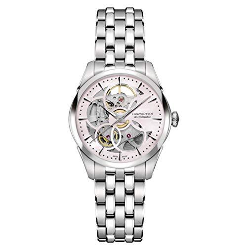 Hamilton Femme 36mm Bracelet Acier Inoxydable Automatique Montre H32405171